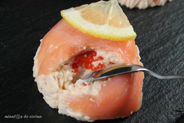aperitivo-navideno-de-salmon