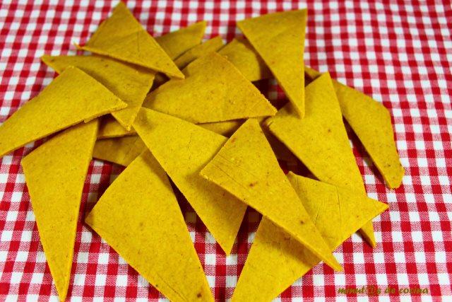 crackers de cúrcuma