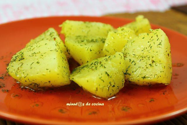 patatas a lo Jamie Oliver